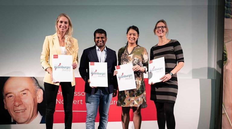 Vincitori Heimburger Award 2019